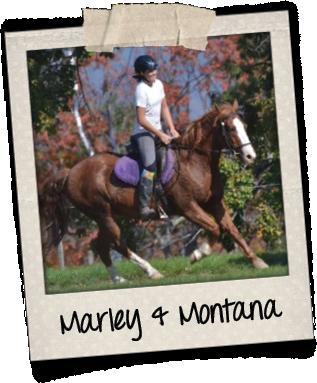 Montana Marley polaroid